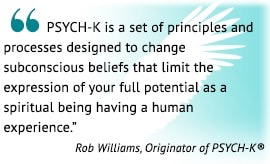 Psych-K Quote